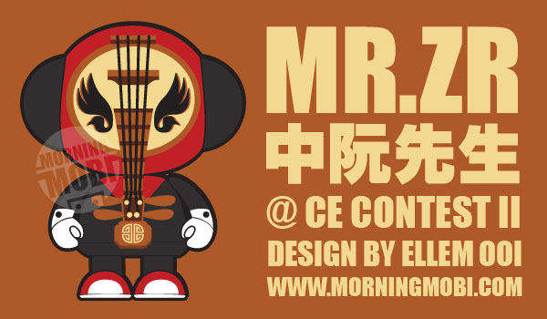 Mr.ZR for CE Contest II - Morningmobi.com