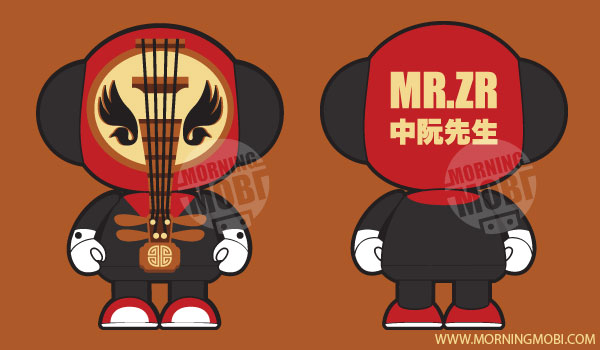Mr.ZR for CE Contest II - CE Figure - Morningmobi.com