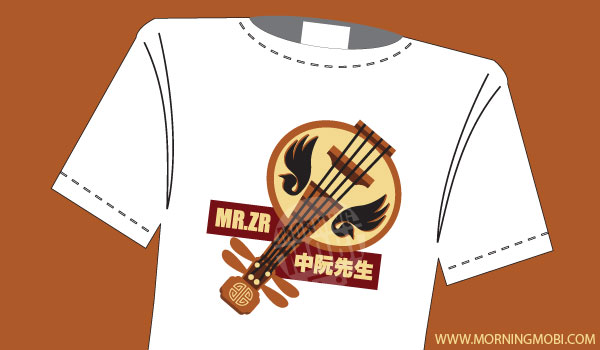 Mr.ZR for CE Contest II - T-Shirt - Morningmobi.com