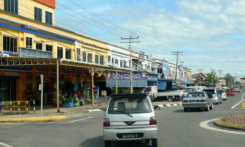 Kota Kinabalu Trip - Sipitang town - MorningMobi Web Comics