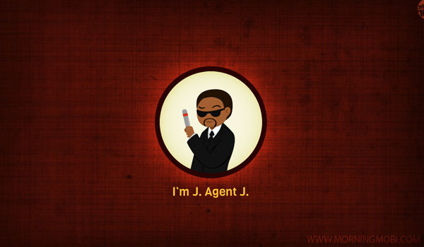 Men In Black Agent J Wallpaper - MorningMobi Freebies