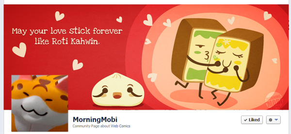 Free Facebook Cover image - MorningMobi.com