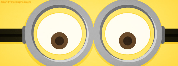 Despicable Me Minion Facebook image - MorningMobi