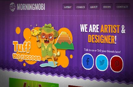 MorningMobi New Website