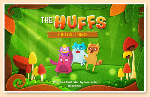 The Huffs and The Lost Prince