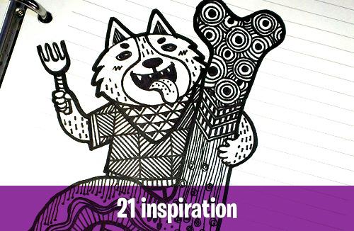 21 inspiration