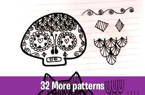 32 More patterns