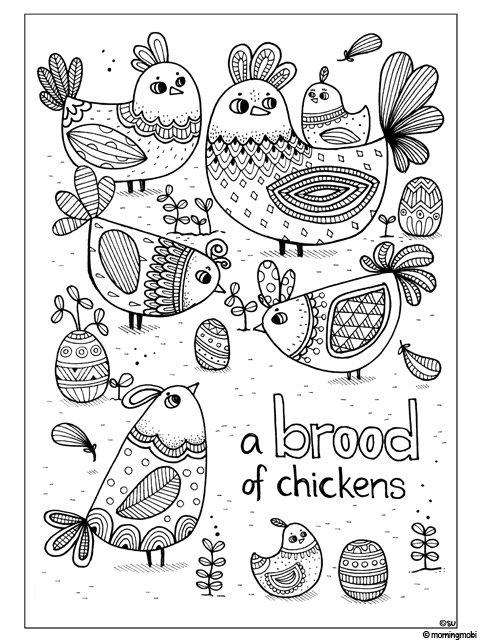 Fun Colouring for You: Colouring eBook (with Giveaway) MorningMobi