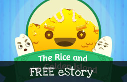 eStory - The rice and the golden island - MorningMobi.com