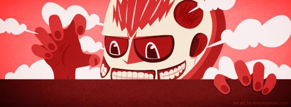 Free Facebook Cover image - shingeki no kyojin - MorningMobi.com