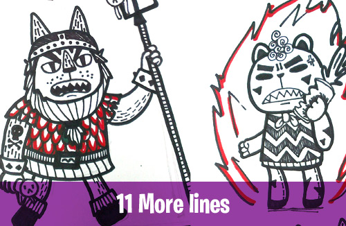 11 More Lines Creative Habits