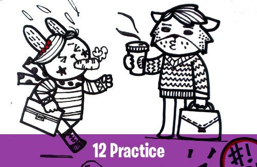 12 Practice Creative Habits