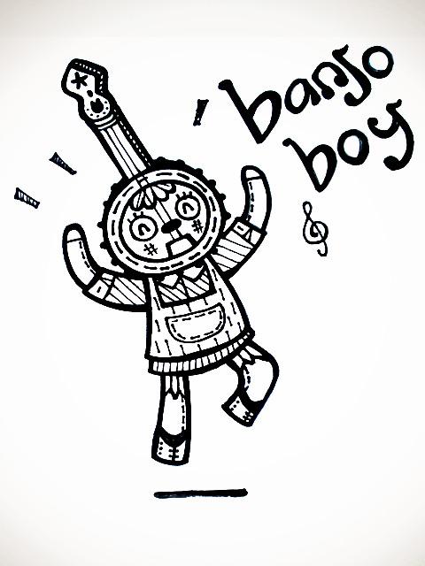 15 Banjo Boy