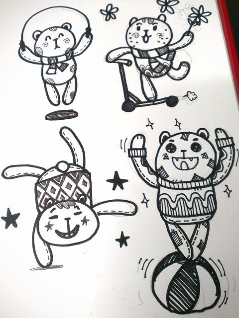 9 Patterns